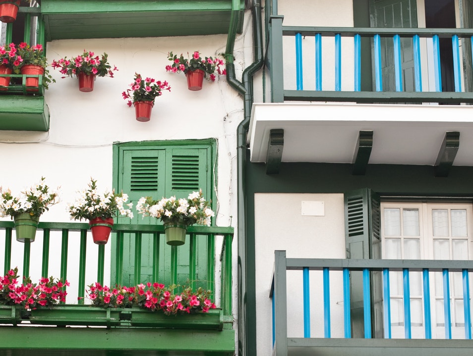 Relax, Have a Drink, and Get a Feel for Basque Architecture
