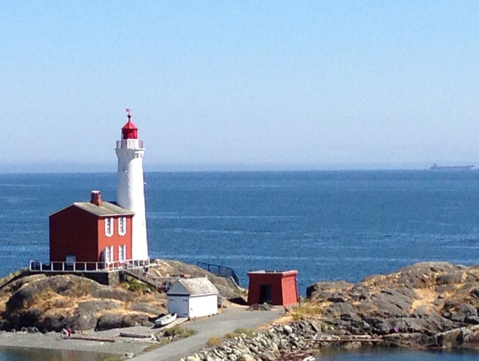 Fisgard Lighthouse, Vancouver Island Colwood  Canada