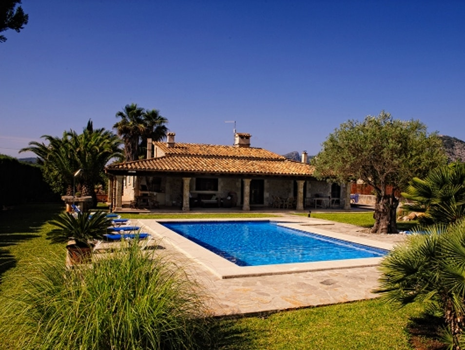 Rent This Modern Villa in Mallorca Pollença  Spain