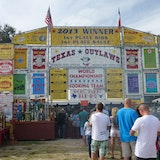 Annual St Pete Ribfest: in Vinoy Park