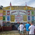 Annual St Pete Ribfest: in Vinoy Park St. Petersburg Florida United States