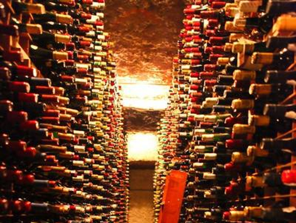 An Oenophile's Dream Tampa Florida United States
