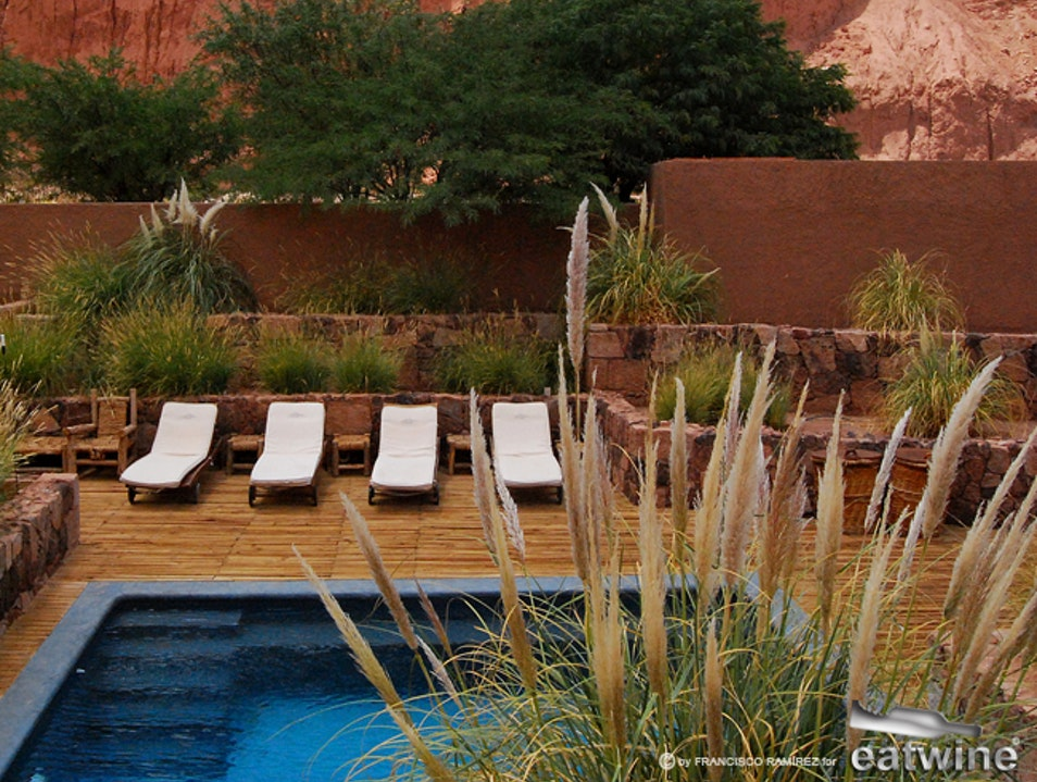 Decompress & Explore at this Desert Outpost San Pedro de Atacama  Chile
