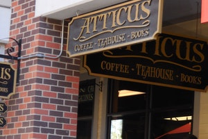Atticus Coffee, Books & Teahouse