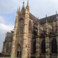 Limoges Cathedral Limoges  France