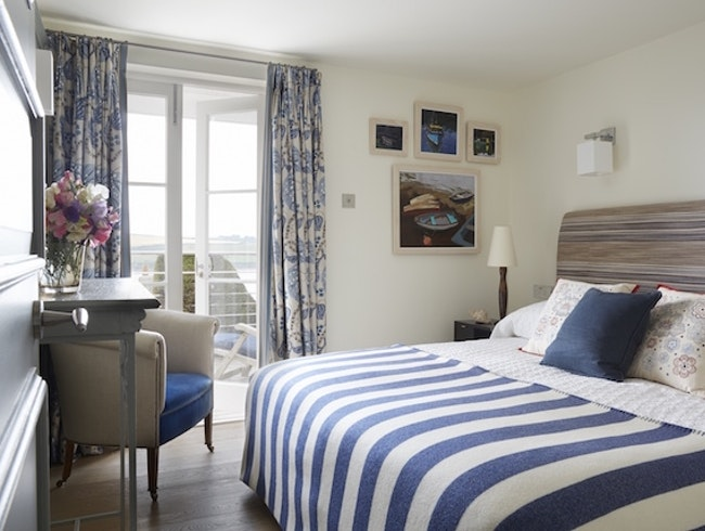 Sleep at a Converted Yacht Club in Cornwall