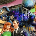 Mardi Gras World New Orleans Louisiana United States