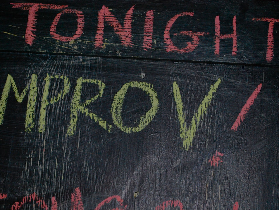 Shake Off A Bad Day With Some Local Improv Columbus Ohio United States