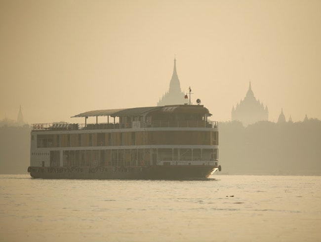 Myanmar's Waterways