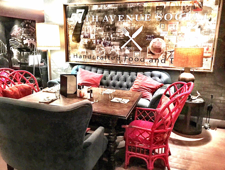 7th Avenue Social: A New Twist on Comfort Food Naples Florida United States