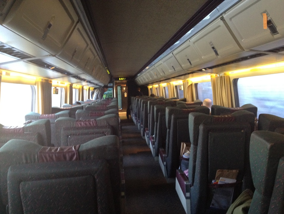 All Aboard! VIA Rail across Canada  Toronto  Canada