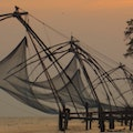 Chinese Fishing Nets Ernakulam  India