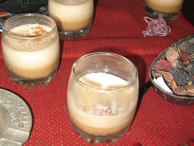 Algarrobina: Pisco Sour's lesser-known cousin