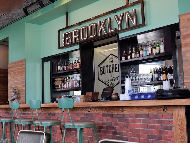 Brick Oven Pizza's and Classic Comfort Food at The Brooklyn in Camana Bay