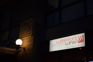 Waterfront Wines