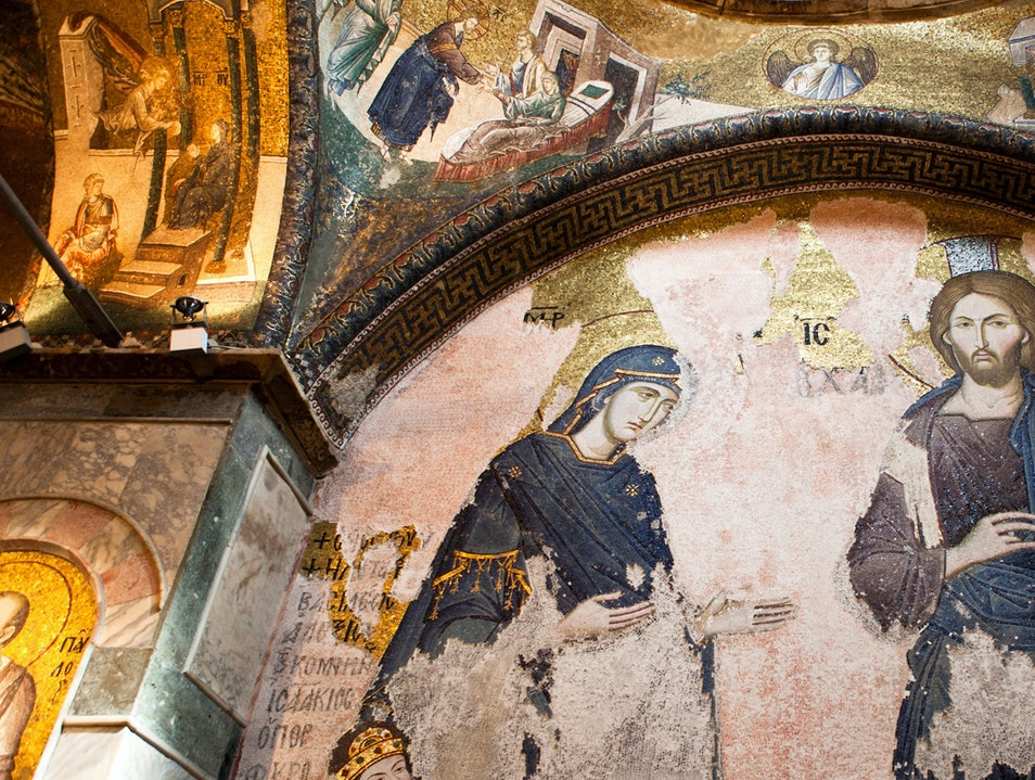 Chora Church and Museum