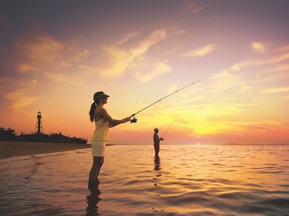Fishing Fort Myers Beach Florida United States