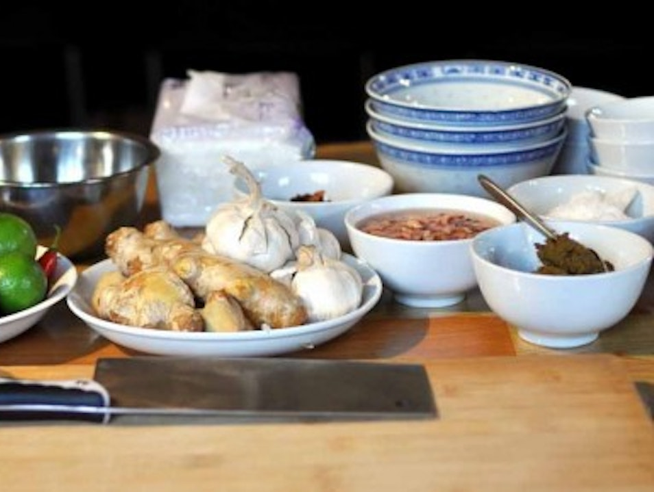 Cooking Class at The Hutong Kitchen