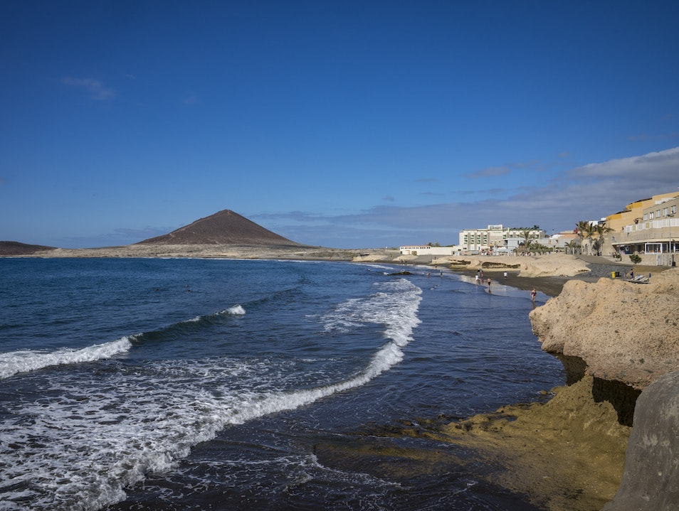 El Médano: Kite Boarding and Surfing Capital of Tenerife