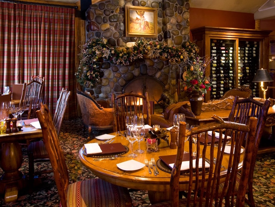 Rusty Parrot Lodge Jackson Wyoming United States