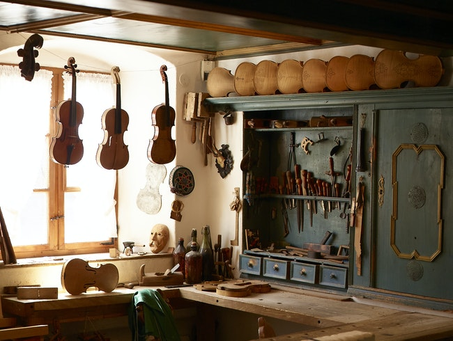 Carving Out Mittenwald's Violin History at the Geigenbaumuseum