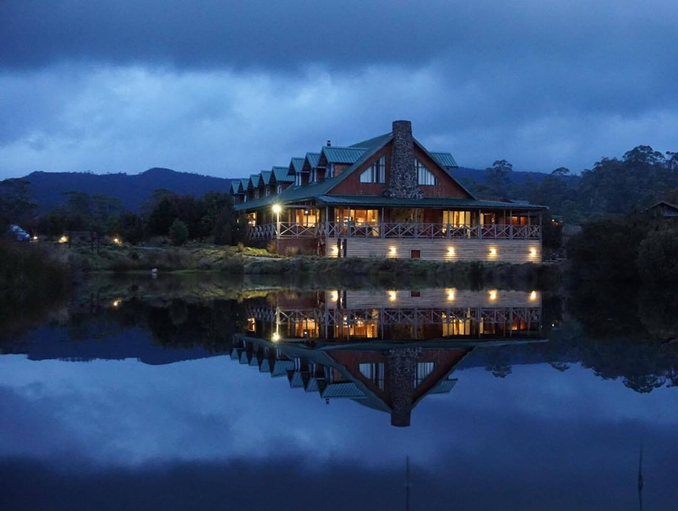 Luxury, Wilderness and Wanderlust at Cradle Mountain Lodge