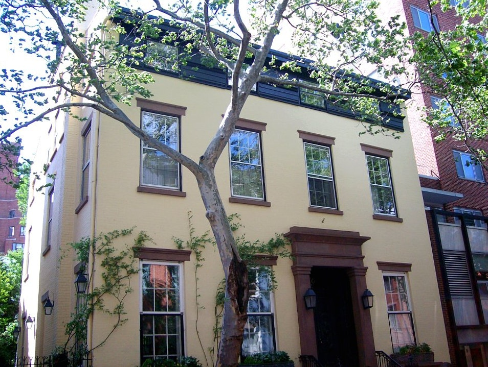 Truman Capote's Brooklyn Apartment New York New York United States