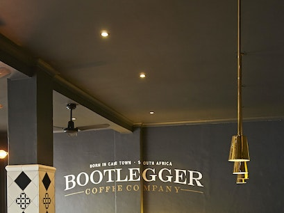 Bootlegger Coffee Company Cape Town  South Africa