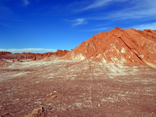 An Otherwordly Experience in Valle de la Luna