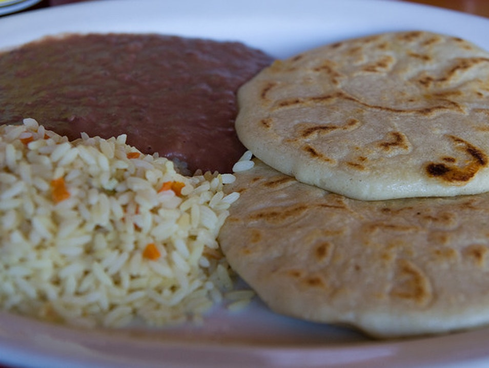 Secret Salvadoran Eats in Washington D.C.