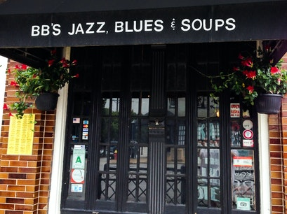 BB's Jazz, Blues and Soups St. Louis Missouri United States