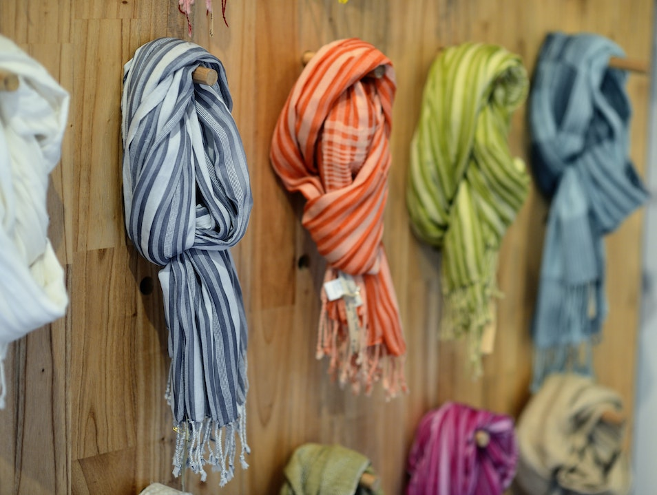 Buy beautiful fair trade Cambodian clothes and accessories