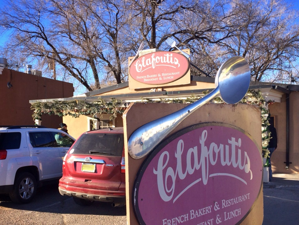 The best boulangerie-breakfast in Santa Fe Santa Fe New Mexico United States