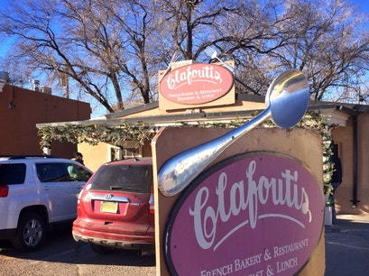 Clafoutis French Bakery & Restaurant Santa Fe New Mexico United States