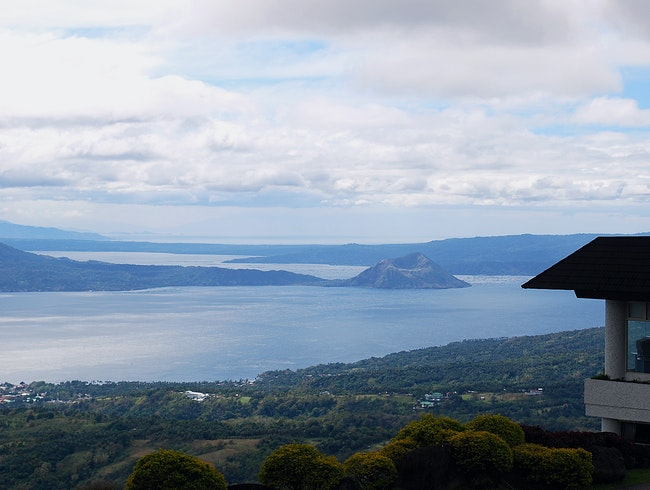 Taal: An Island Within A Lake Within A Volcano Within a Lake