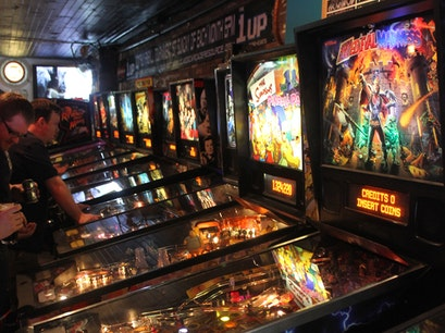 The 1UP Arcade Bar Denver Colorado United States