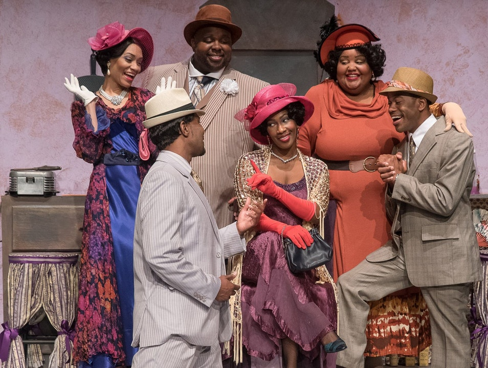 See a Play at Ensemble Theatre