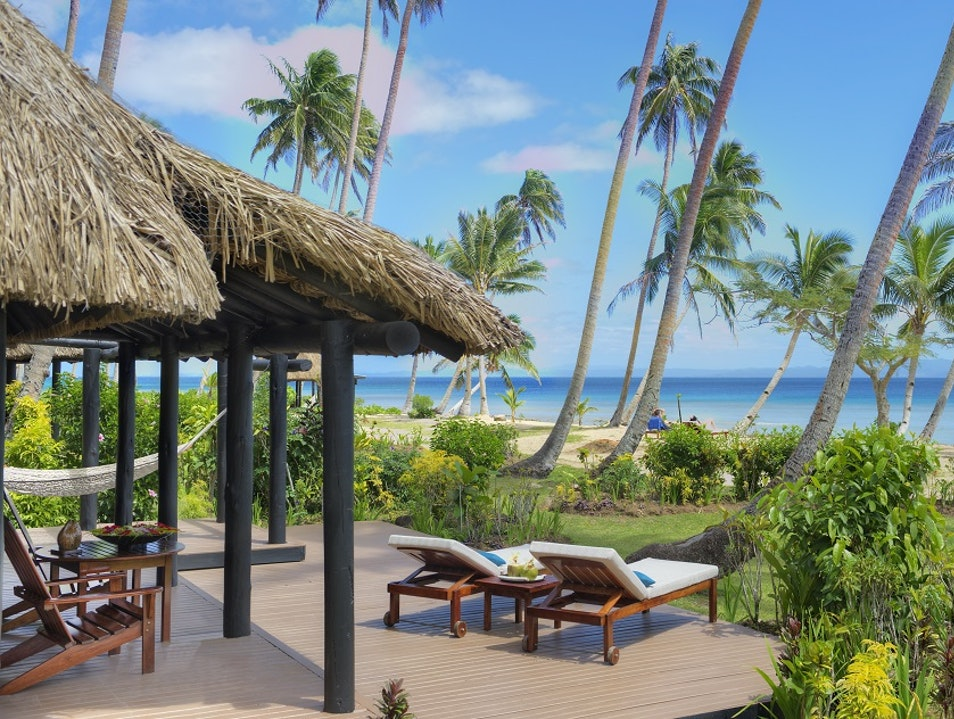 Jean-Michel Cousteau Resort Offers Natural Grace Savusavu  Fiji