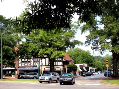 Mountain Brook Village Mountain Brook Alabama United States