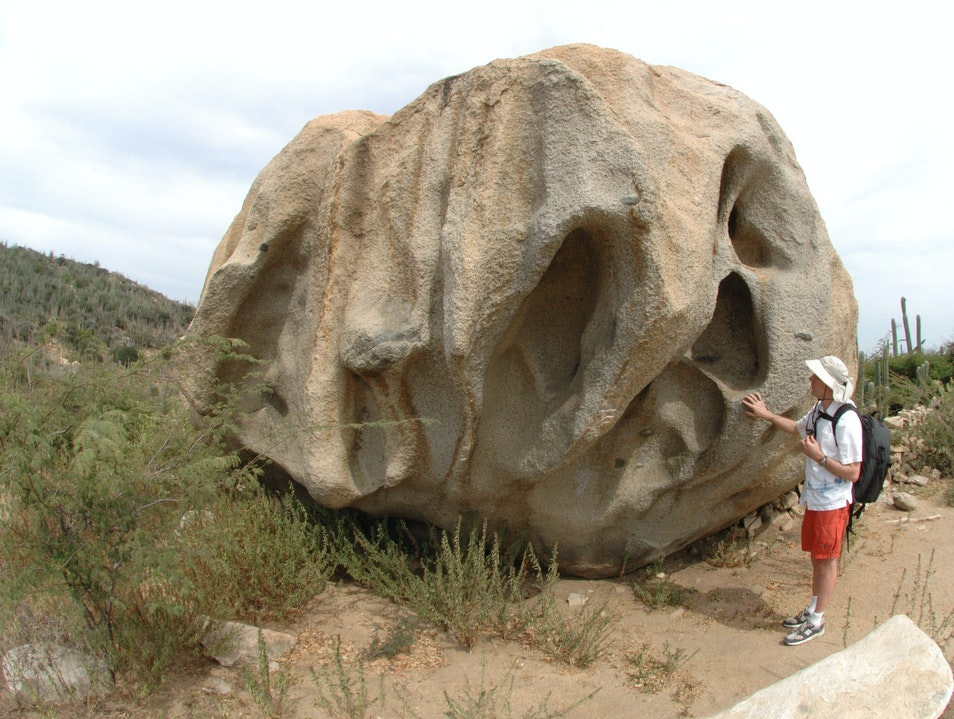 Explore the Giant Rocks at Casibari   Aruba