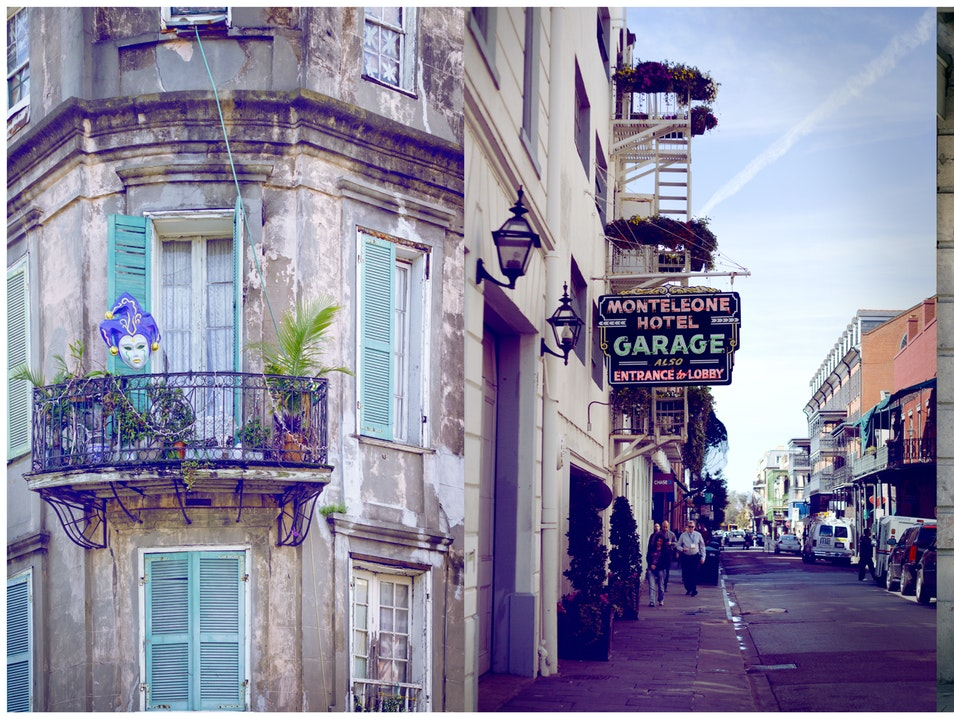 Discover a Little Lagniappe in the City