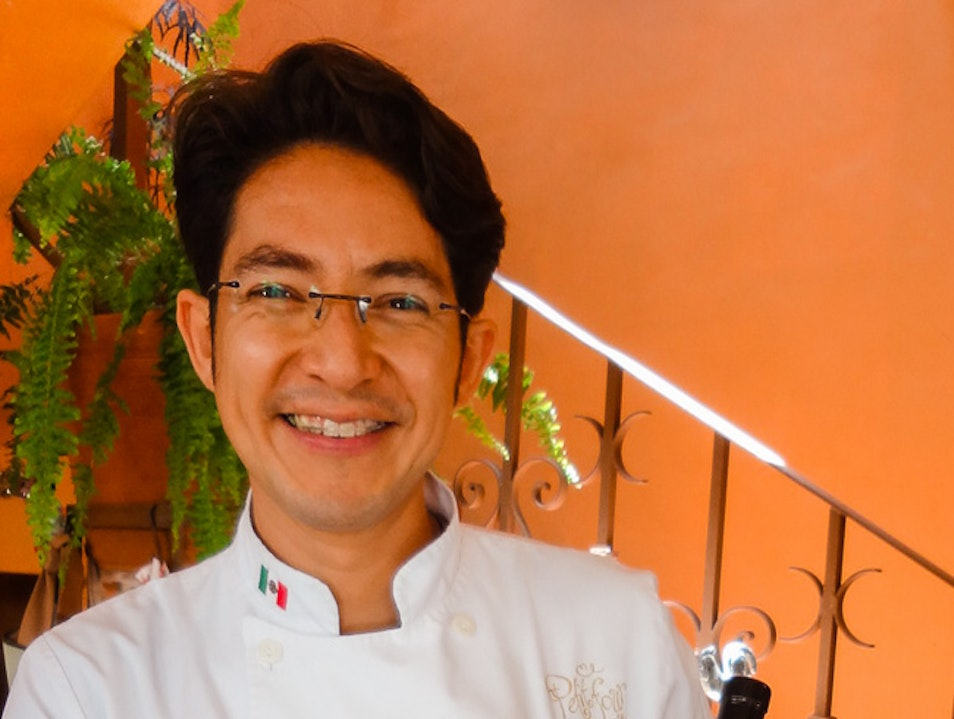 Lively, stylish cooking with Paco Cárdenas San Miguel de Allende  Mexico