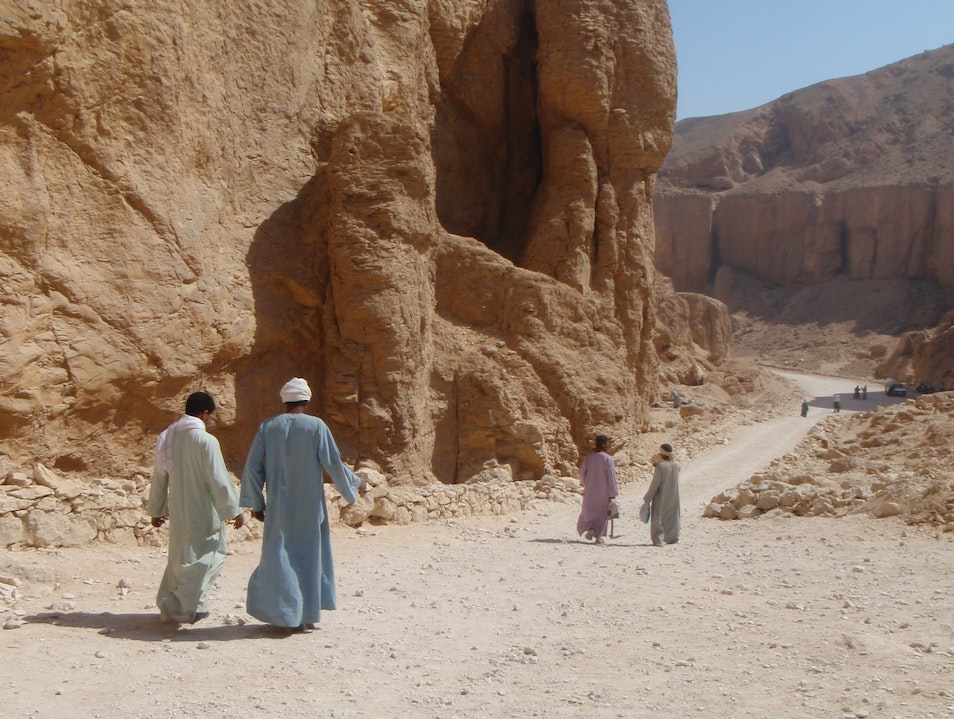 Valley of the Kings, West Valley, Luxor, Egypt