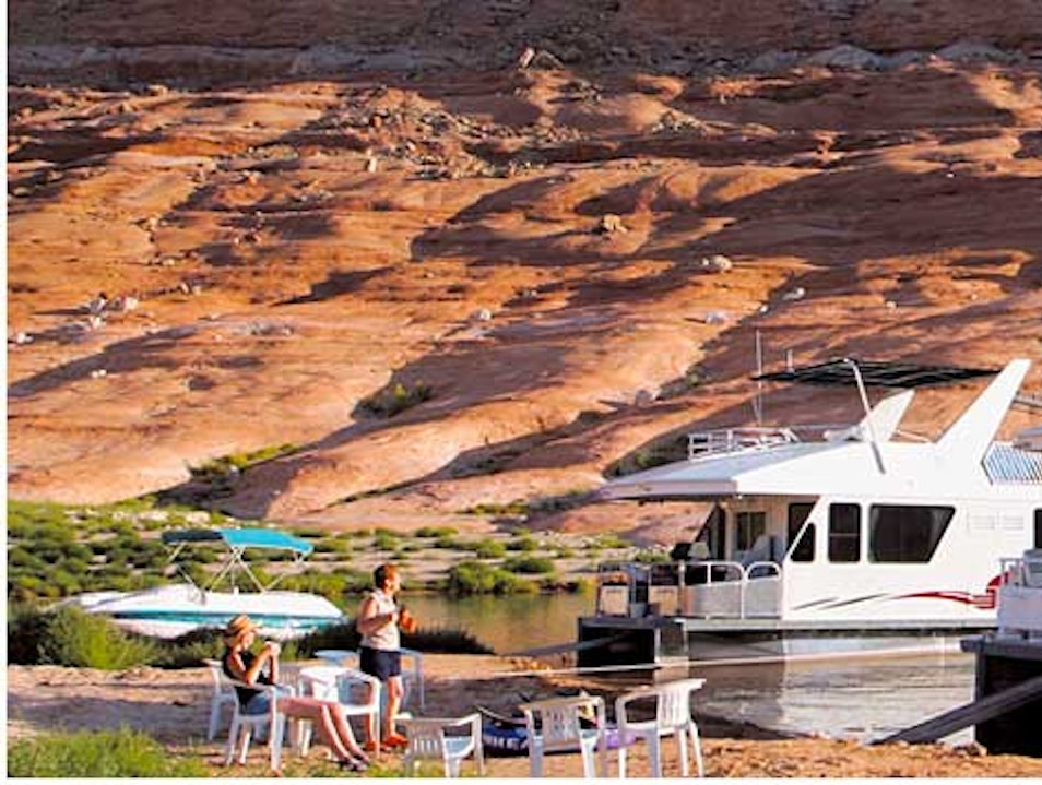 Minding the House on Lake Powell