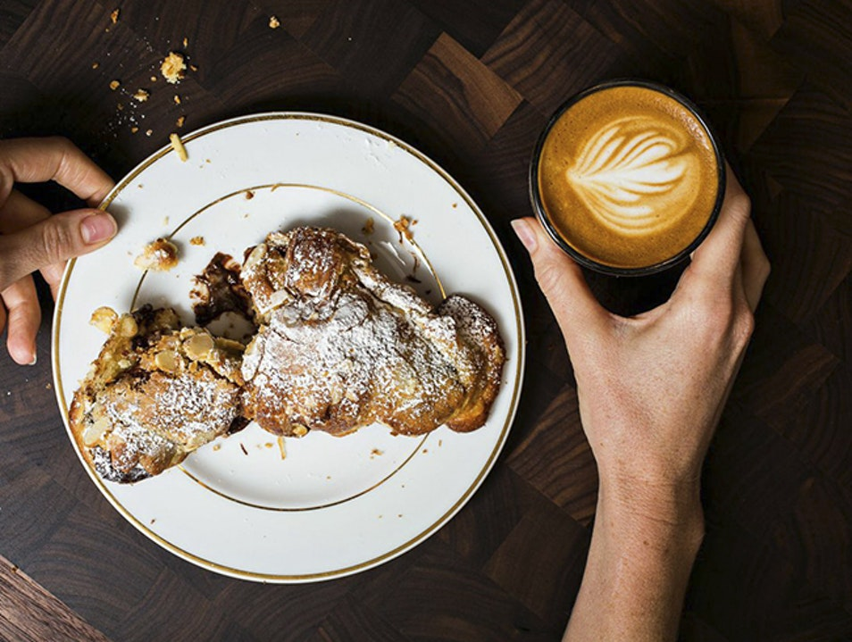 Coffee, Pastries, and Other Provisions