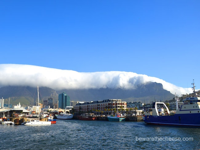Southern Africa Travel Tips - Table Mountain