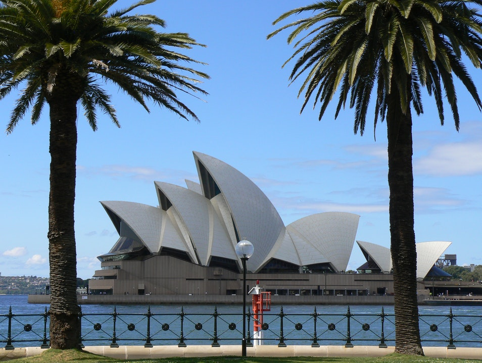 This is Sydney: Opera House Dawes Point  Australia