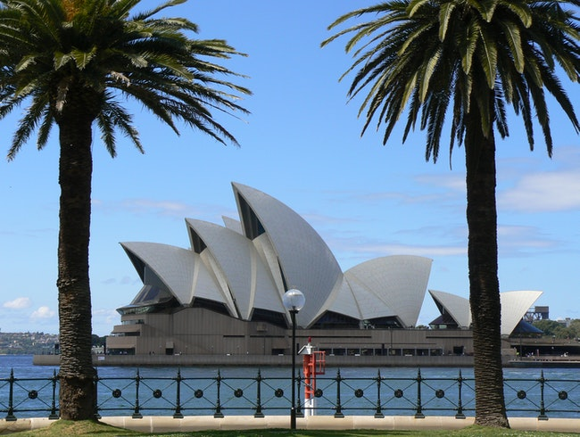 This is Sydney: Opera House