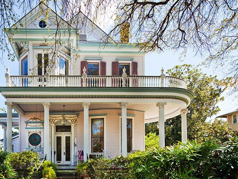 Garden District New Orleans United States Louisiana Afar