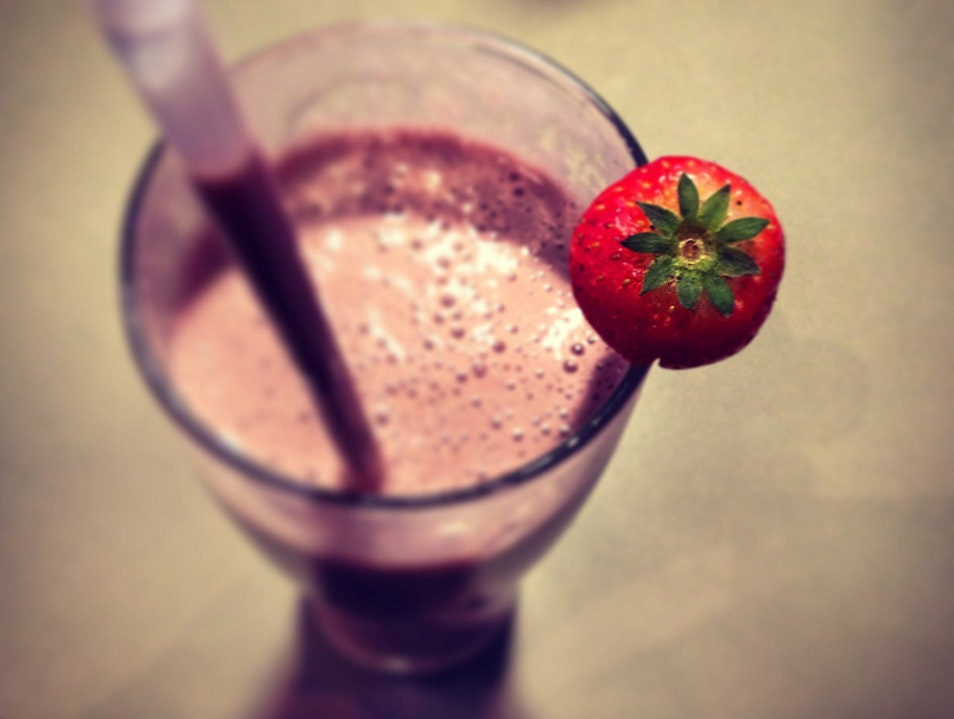 Milkshake, Rattle and Roll at Keventers